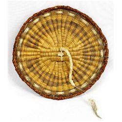 Vintage Native American Hopi Dance Basket