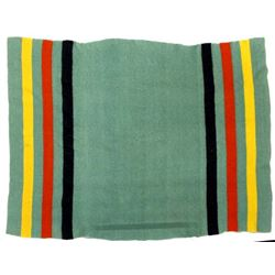 Orrlaskan ''Hudson Bay'' 100% Wool Blanket