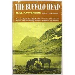 1961 The Buffalo Head Hardback Book by Patterson