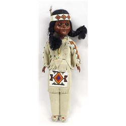 Fox Chief Doll by Carlson Dolls
