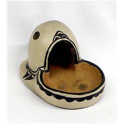 Vintage 1960's Cochiti Pueblo Pottery Horno Oven