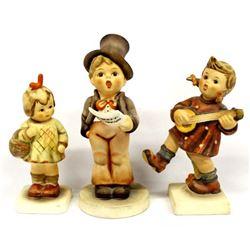 3 Goebel and Hummel Figurines