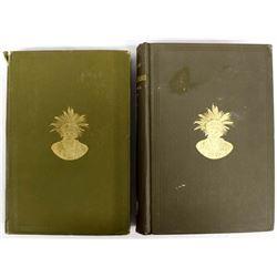 2 Bureau of Ethnology Books