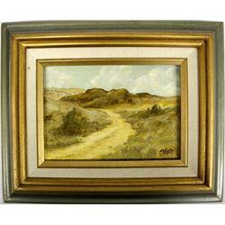Original Southwest Landscape Painting