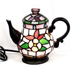 Cheyenne Teapot Lamp