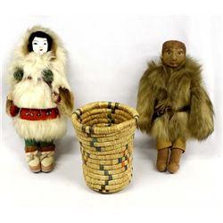 3 Native American Northwest Coast Collectibles
