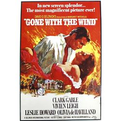 Gone With the Wind Collectible Metal Sign