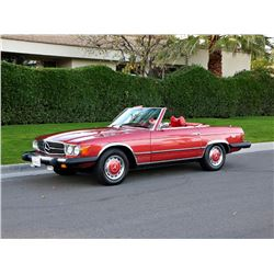 1975 MERCEDES-BENZ SL 450