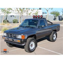 1986 TOYOTA SR5 TURBO 4X4 PICKUP