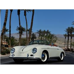 1957 PORSCHE 356 SPEEDSTER REPRODUCTION, BRAND NEW!