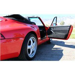 1997 PORSCHE 911 CABRIOLET ONLY 10000 MILES