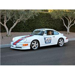 1990 PORSCHE 911 964 COUPE MARTINI RACING EDITION