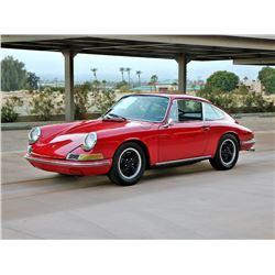 1967 PORSCHE 912 SWB POLO