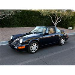 1991 PORSCHE 911 964 CARRERA