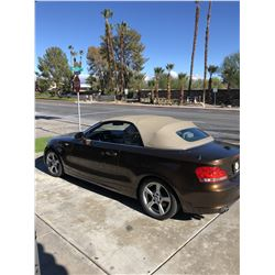 2012 BMW 128i CONVERTIBLE