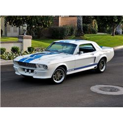 1967 FORD MUSTANG GT350 TRIBUTE