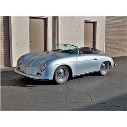 1956 PORSCHE 356 SPEEDSTER BECK REPLICA
