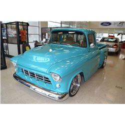 1957 CHEVROLET 3100 CUSTOM PICKUP