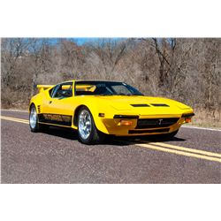 1973 DE TOMASO PANTERA SUPER CAR STUNNING RESTORATION