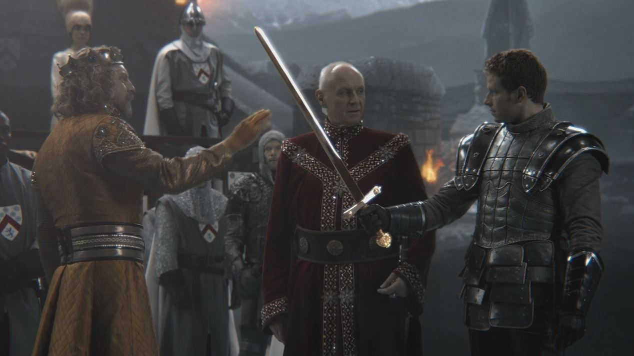 Once Upon a Time - Prince James's Stunt Sword (S01E06) (4383)