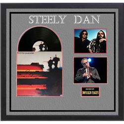 "Steely Dan ""Greatest Hits"" Signed Album"
