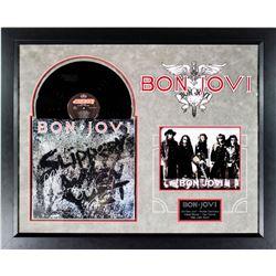 """Bon Jovi """"Slippery When Wet"""" Album"""