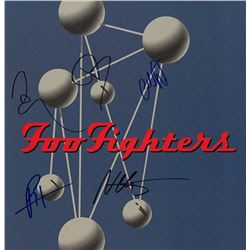 """Foo Fighters """"The Colour and the Shape"""" Signed Album"""