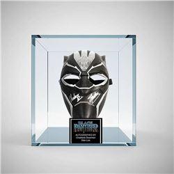 Black Panther Signed Mask