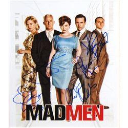 Mad Men Signed Photo