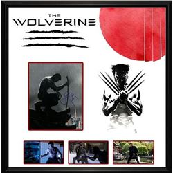 Wolverine Signed Movie Poster