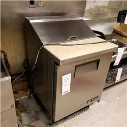 "TRUE SINGLE DOOR SALAD STATION/STAINLESS STEEL/ 28"" X 30"" X 43"" HEIGHT/CURRENT COMP $1,800.00"