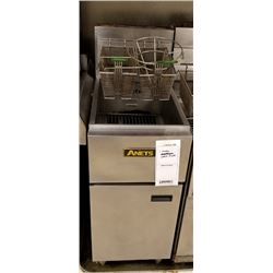 "ANETS COMMERCIAL DEEP FRYER/GAS/15"" X 30"" X 46"" HEIGHT/NEW COMP APPROX $1,339.00"