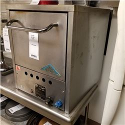 "CASTLE PIZZA DOUBLE OVEN/GAS FIRED/ 24"" X 27"" X 28"" HEIGHT/CURRENT COMP $2,165.76"