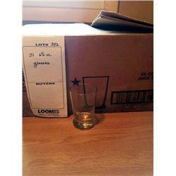 (51) 6.5 OZ LIBBEY GLASSES