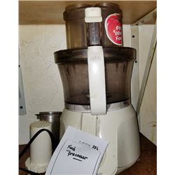 BUNDLE LOT: HAMILTON BEACH FOOD PROCESSOR, AND HAND MIXER