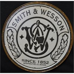 Aged Processed  Metal  Vintage Smith and Wesson $49.00