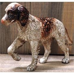 CASE IRON ENGLISH SETTER DOG $69.00