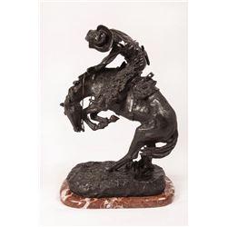 Frederic Remington, bronze