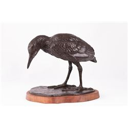 Chester Comstock, bronze