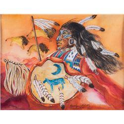 Carolyn Schultz, watercolor Nancy McLaughlin, pastel Sharon Sharpe, watercolor
