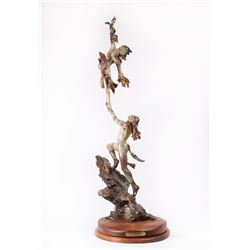 Jerry McKellar, bronze