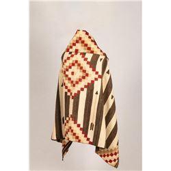 Navajo Blanket, 5'11  x 4'1
