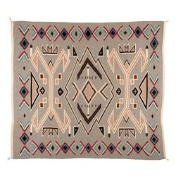 Navajo Rug, 5'9  x 5'