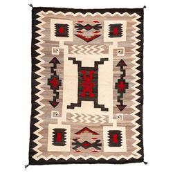 "Navajo Rug, 6' x 4'5"""