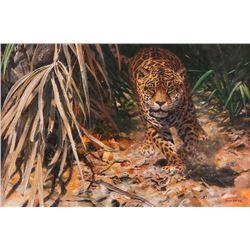 John Seerey-Lester, oil on canvas