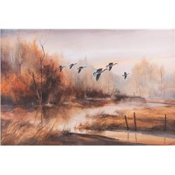 Tom Sander, two works