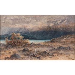 John Fery, watercolor