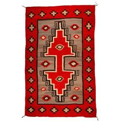 "Navajo Rug, 6'9"" x 4'3"""
