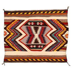 "Navajo Rug, 2'10"" x 2'4"""