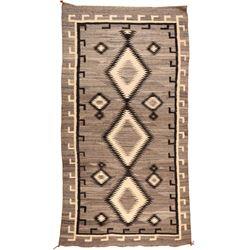 "Navajo Rug, 10' x 5'5"""